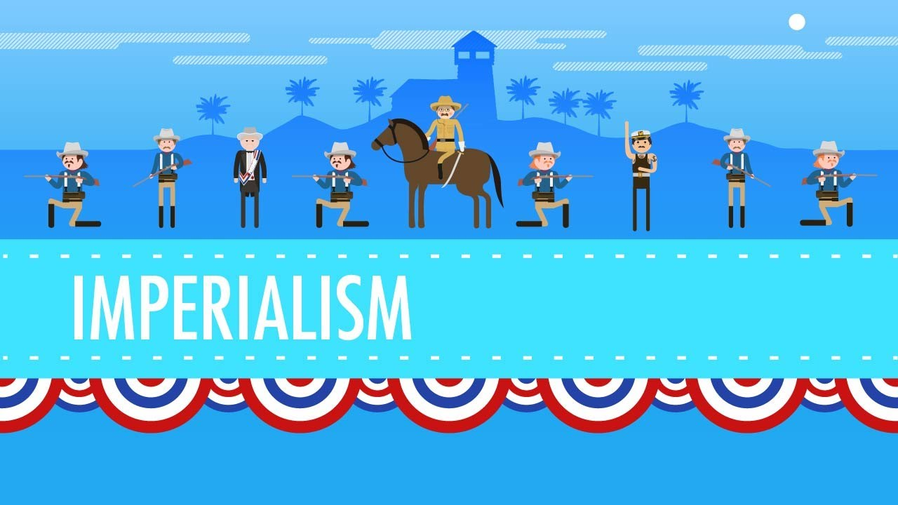 american imperialism crash course us history