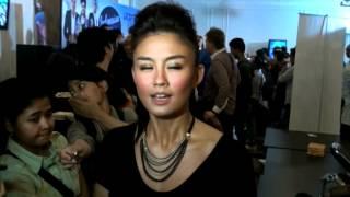 Sst... Agnes Monica Didekati Siwon SuJu?
