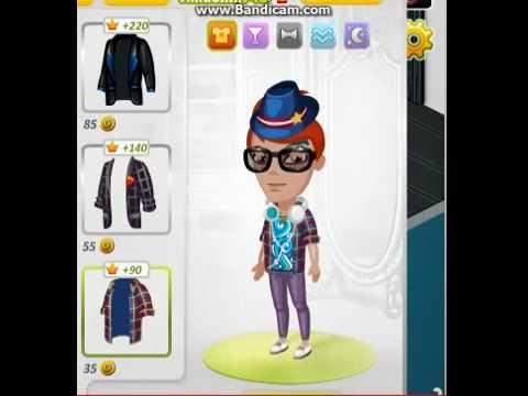Подбор внешности и одежды для мальчика. Аватария