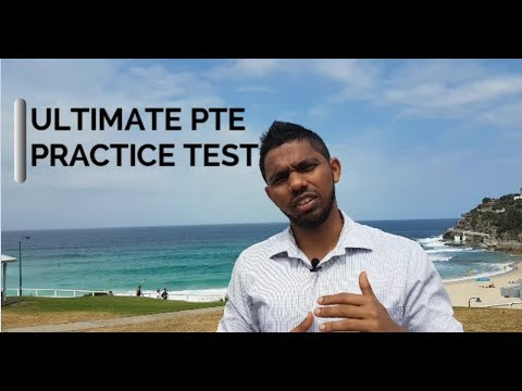 ULTIMATE PTE Practice Test Full [Answers, Explanations Included]