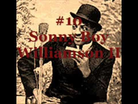 Top 10 Bluesmen