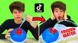 FUN TikTok Life Hacks To Do When You're Bored at Home!