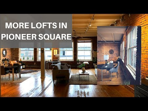 More Lofts In Pioneer Square, Seattle