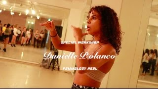 【REI】Danielle Polanco | SPECIAL WORKSHOP
