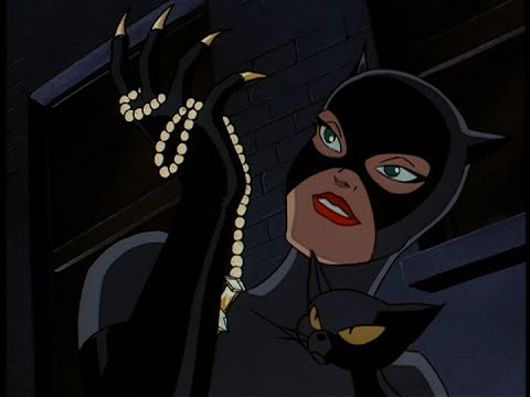 Batman Tas Review The Cat And The Claw Youtube