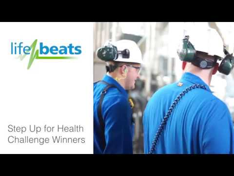 Step Up for Health! Winners