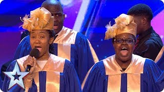 Baixar Oh Happy Day! Meet the uplifting DMU Gospel Choir | Auditions Week 1 | Britain's Got Talent 2018