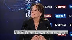 Écoles : Ségolène Royal dénonce 'des circulaires' pour 'couvrir pénalement' le gouvernement