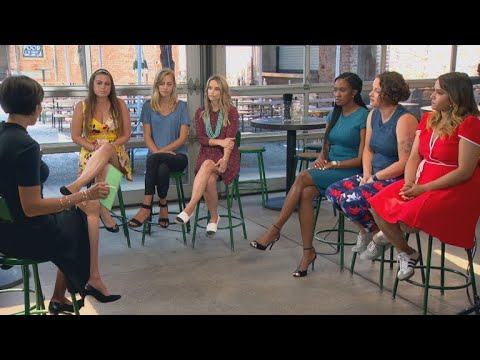 Panel of women discuss politics, feminism, sexual assault