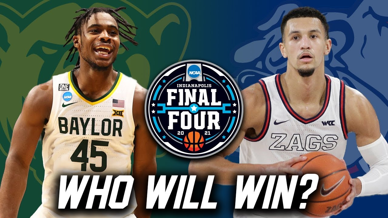 Baylor vs. Gonzaga odds: 2021 NCAA Tournament title game picks ...