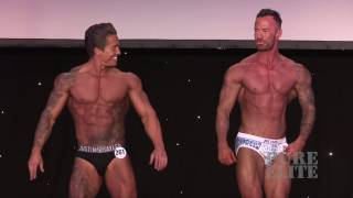 Stage highlights of James Fergurson Pure Elite Pro - T Walk and 1/4 turns