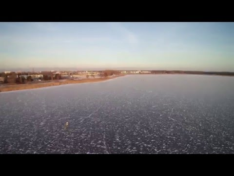 Maardu ice-kiting 02.01.16