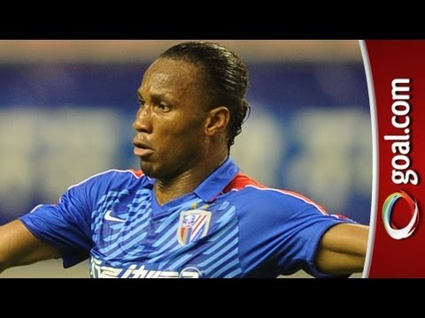 Drogba stars again in China with LOVELY assist