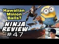 Ninja Review #47: SKATE CREW BATTLE (Yellow Cartoon)