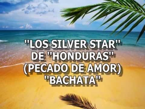 KARAOKE DEMO PECADO DE AMOR DE LOS SILVER STAR DE ''HONDURAS'' BY D