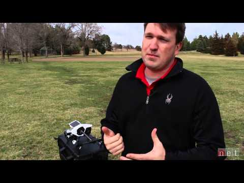 Why a Nebraska business is flying drones in spite of FAA ban - an NET News Signature Story