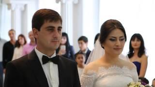 Свадьба Эрика и Лауры Абхазия 2015