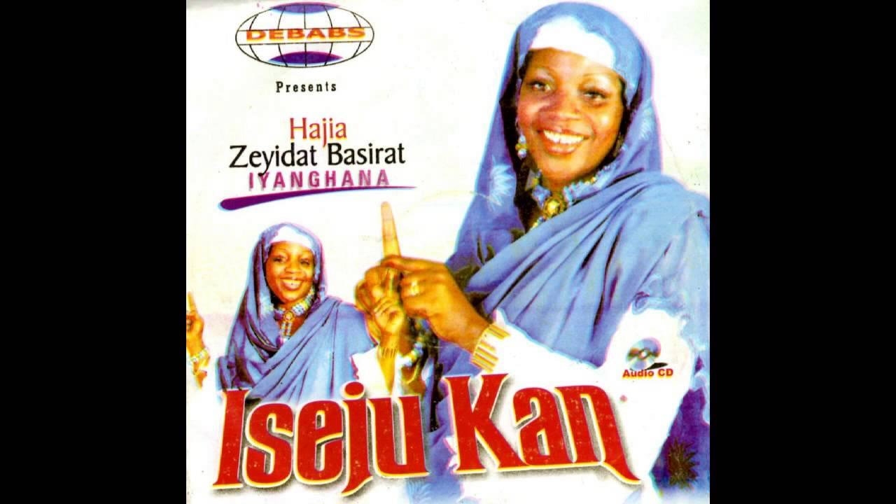 Download Hajia Zeyidat Basirat - Iseju Kan