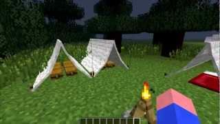 Влипай В Minecraft #1 - Топаем в поход!