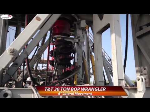 Pioneer 750W Drilling Rig | Promotional Video & Animation | Industrial3D