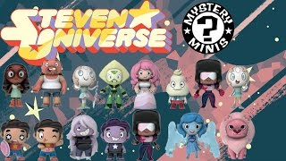 stevent universe mystery minis part1