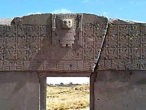 porta do sol tiwanaku youtube