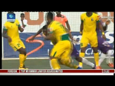 Sports Tonight: NPFL Updates As MFM FC Defeat Kano Pillars 1-0