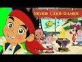 Never Land Games | Jake and the Never Land Pirates | Disney Jr
