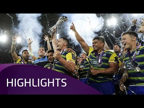 Cardiff Blues v Gloucester Rugby (Final) - Highlights – 11.05.2018