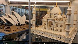 LEGOLAND NOORD NEDERLAND LEGIO MUSEUM GROOTEGAST AMAZING LEGO BUILDS PART 2