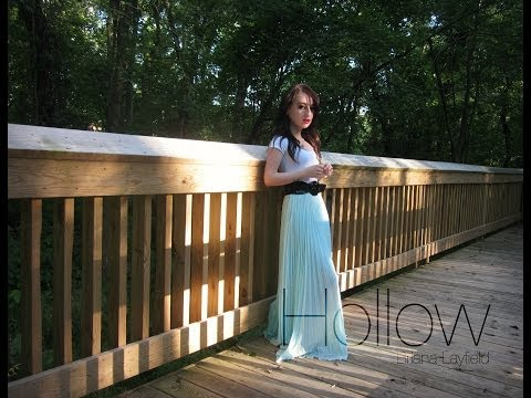 """""""Hollow"""" Official Music Video Briana Layfield Music Debut Original Song"""