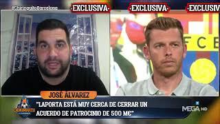💣 ¿MESSI y NEYMAR juntos en el BARÇA? EXCLUSIVA de José Álvarez