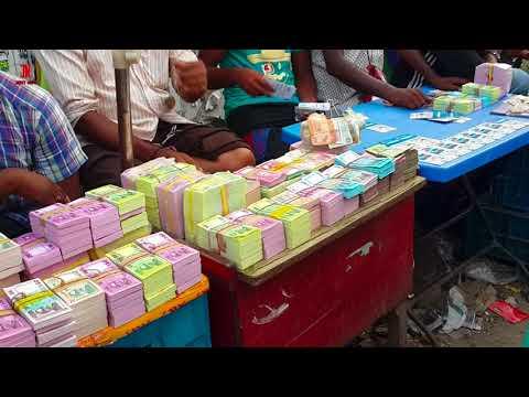 গুলিস্তানের নতুন টাকার বাজার | New Bangladeshi Taka market | Dhaka , Bangladesh