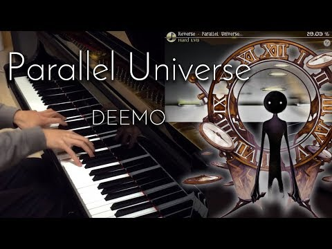 [Deemo] Reverse - Parallel Universe - SLS Piano cover