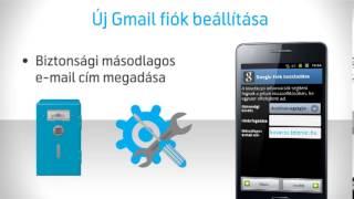 Android készülékek Gmail beállítása thumbnail