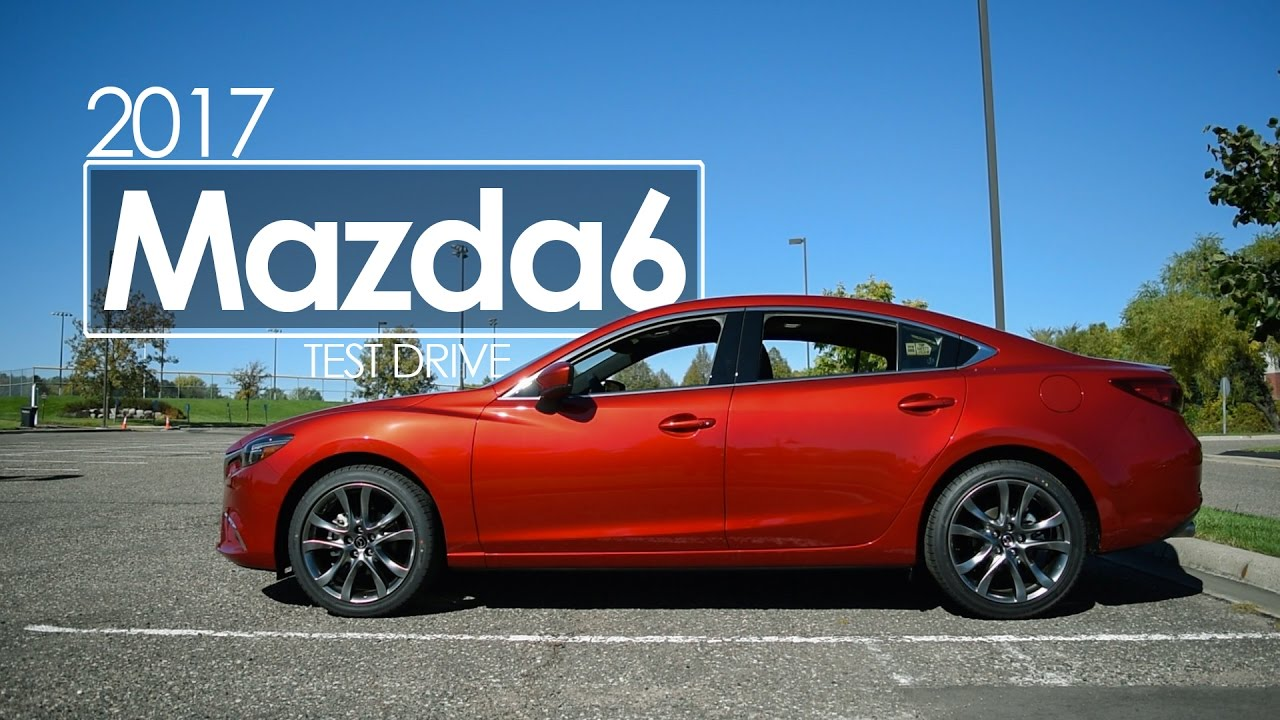 2017 mazda6 review test drive youtube. Black Bedroom Furniture Sets. Home Design Ideas