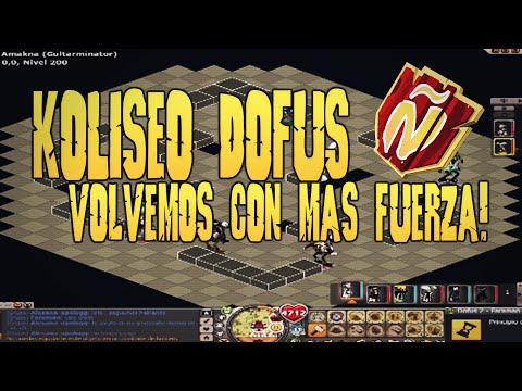 [DOFUS] VOLVEMOS CON MAS FUERZA KOLISEO! DOFUS HISPANIA!