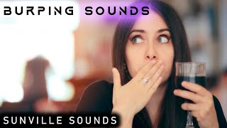10 Hours of BURPING Sound Effects