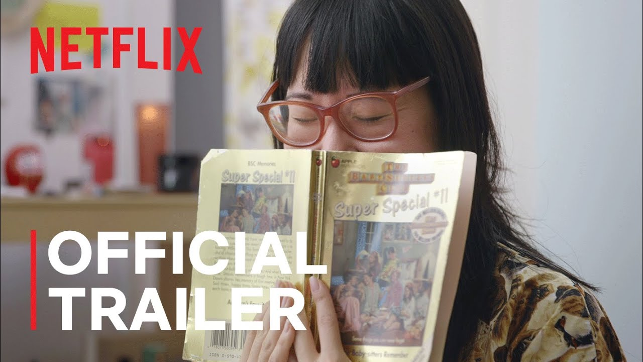 The Claudia Kishi Club | Official Trailer | Netflix