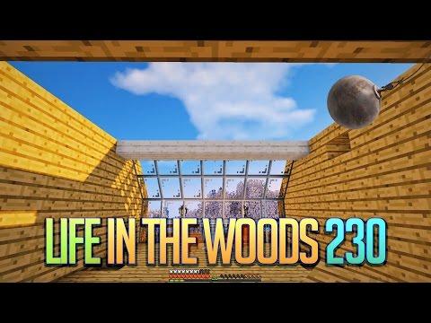 Mit dem HAMMER durch die KAMMER | LIFE IN THE WOODS S01E230 | Gronkh