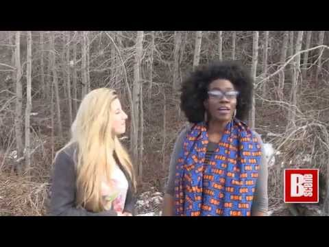 """""""Breaking Borders"""" by Bscene TV Calgary EPISODE 11 - Black History with Adora Nwofor"""