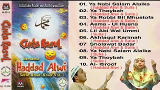 Cinta Rasul(Haddad Alwi dan Sulis)Pernah Viral