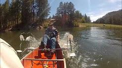 Fenton Paddle Boat