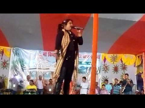 DEVI STAGE SHOW IN BIND R R@jeev