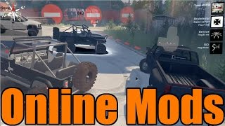 Spin Tires | Multiplayer with Mods | GMC Dually Trail Riding