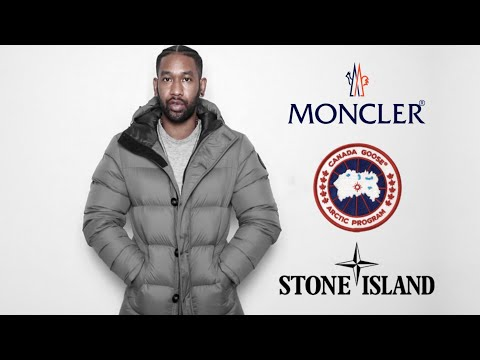 Monthly Designer Collection Video Ft. Moncler, Canada Goose, Stone Island