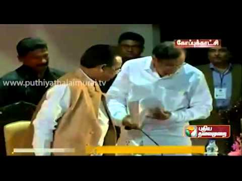 P. Chidambaram said to bank staff that All profit can't be used to pay salaries