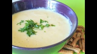 Грибной суп пюре как в Икее. Очень вкусно!