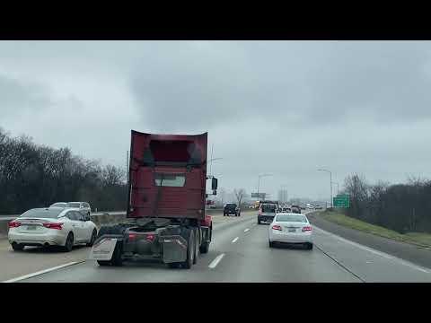 Driving Thru Birmingham Alabama 2021