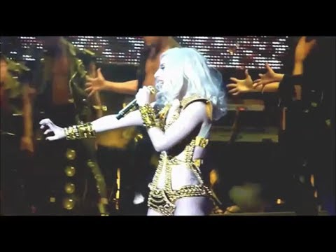 Lady Gaga - The Fame ('The Monster Ball Tour' Starring: Lady Gaga)